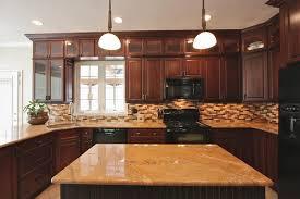 complete kitchen remodel in va granite countertops u0026 glass