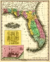 Land O Lakes Florida Map by Florida Memory Florida Seminoles Teacher Resources