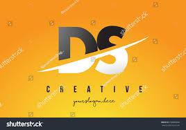 ds d s letter modern logo stock vector 638886898 shutterstock