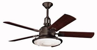 Kichler Ceiling Fans With Lights Ceiling Fans Kichler Lighting Climates Slim Profile Fan