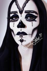 Easy Halloween Makeup For Men by Best 25 Dead Makeup Ideas On Pinterest Day Of Dead Makeup