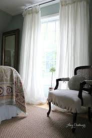 maison decor luscious linen balloon curtains for master bedroom