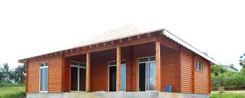 Plan De Maison Antillaise Maison En Bois Construction De Maison Personnalisée Et D U0027exception