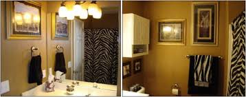 print bathroom ideas bathroom design with safari style architecture decorating ideas