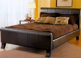 Headboard For King Size Bed Bedding Endearing King Size Bed Frame With Headboard Frames