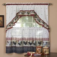 kitchen beautiful damask curtains primitive home decor outdoor