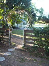heart shaped trellis gateway garden ideas pinterest garden