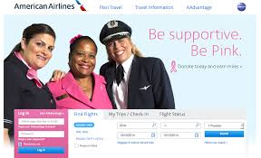 aa com goes pink in honor of breast cancer awareness the winglet