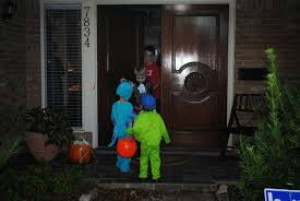 keeping up with the kuhlmans halloween trick or treating 2013