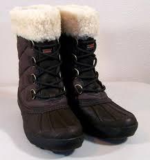 nib ugg australia emalie wedge waterproof ankle boot black zip womens ugg wedge boots ebay