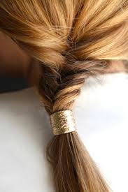 hair clasp 18 hair accessories that work after 30 fishtail fishtail hair