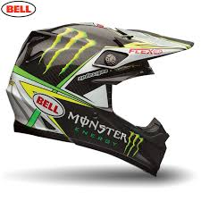 motocross helmets bell mx 2017 moto 9 flex helmet pro circuit monster replica