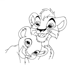 new free lion king coloring pages best colorin 3199 unknown