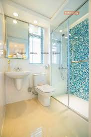 glass mosaic tile trends in your bathroom renomania