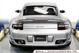 soul 997 1 turbo exhaust suite rennlist porsche discussion