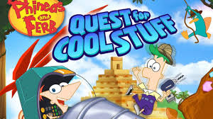 cgr undertow phineas and ferb quest for cool stuff review for