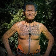 lars krutak the art of nature tattoo history of western oceania