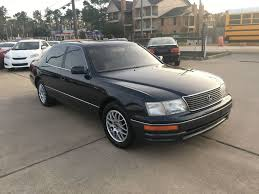 lexus repair in katy tx 1995 used lexus ls 400 at car guys serving houston tx iid 16066803