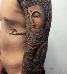 buddha tattoo buddha tattoos and their vast and spiritual