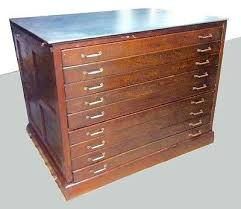 used flat file cabinet for sale awesome antique wooden flat file cabinet used wood flat file cabinet