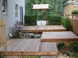 tiered deck outdoor living pinterest tiered deck decking