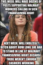 this week will make dozens of posts supporting walmart workers