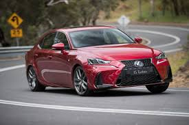 lexus q30 prix refreshed 2017 lexus is range pricing and specification announced