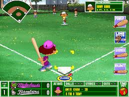 Download Backyard Football Download Backyard Baseball Windows My Abandonware
