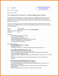 email resume template how to send resume mail format awesome email sles for sending