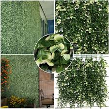 sunwing artificial hedges will be used in a number of differentt