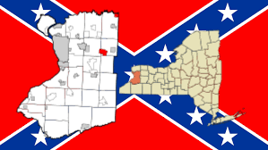 Confederate States Map by The Last Of The Confederate Rebels Town Line Ny