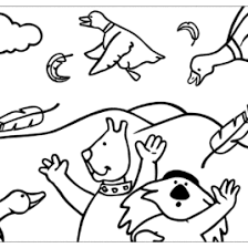 free coloring coloring pages literatured