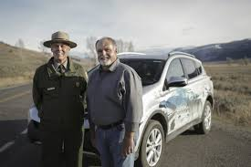 toyota national toyota brings clean power to yellowstone national park with 208