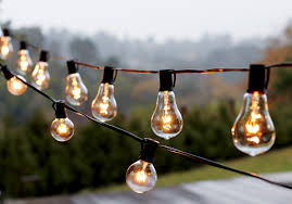 vintage light bulb strands dress your patio with warm look of vintage bulbs yesteryear