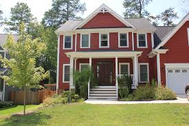 cool red exterior house paint home design awesome wonderful at red