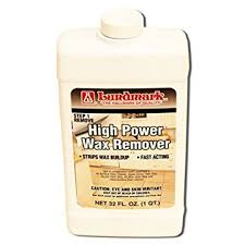 amazon com lundmark wax high power wax remover 32 ounce floor