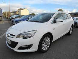 opel astra touring car used vauxhall astra estate 2 0 cdti 16v elite sports tourer 5dr