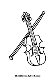 free music coloring pages thelittleladybird com