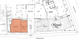 Poplar Forest Floor Plan by Atlanta Ga Hanover Buckhead Village Retail Space For Lease