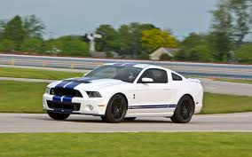 2013 ford shelby gt500 test motor trend