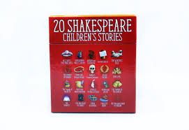 twenty shakespeare children s stories the complete