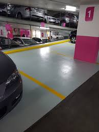 protective car park and vehicle decking colourful and clear