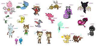 fan made fairy type pokemon by joltiklover on deviantart