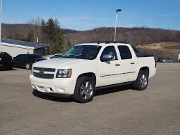 used 2011 chevrolet avalanche ltz for sale in waynesburg pa 4x4