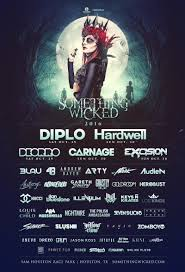 something wicked texas u0027 largest halloween electronic music