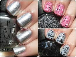 the polishaholic opi holiday 2014 unfrost my heart trio swatches