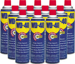 Squeaky Ceiling Fan Wd40 by Amazon Com 10116 Wd 40 Company Chemical Lubricant 12 Pk Home