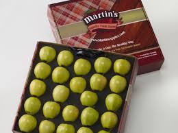 fruit gift box martin s fruit farm apple gift box