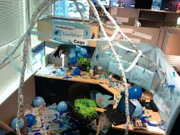 latest cubicle decoration themes in office for diwalioffice