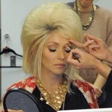 is long island medium hair a wig behind the read faith and the medium long island medium like
